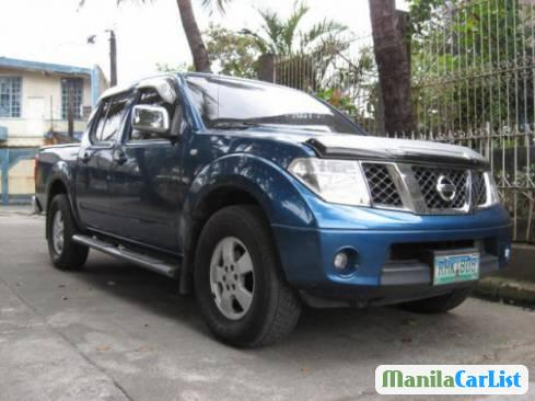 Pictures of Nissan Navara 2008