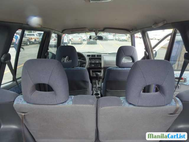 Toyota RAV4 Automatic 1999