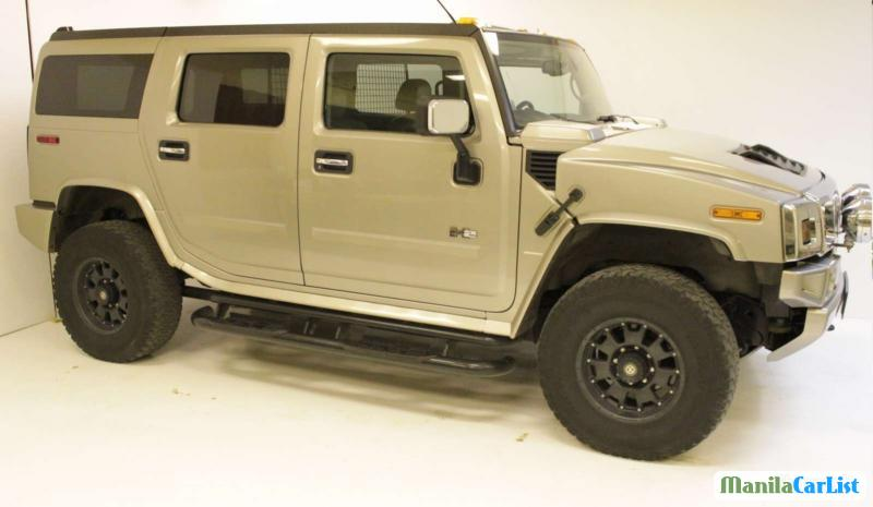 Pictures of Hummer H2 Automatic 2003
