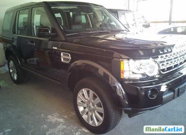 Pictures of Land Rover Discovery Automatic 2013