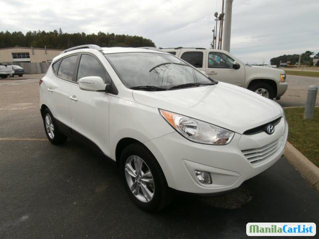 Picture of Hyundai Tucson Automatic 2004