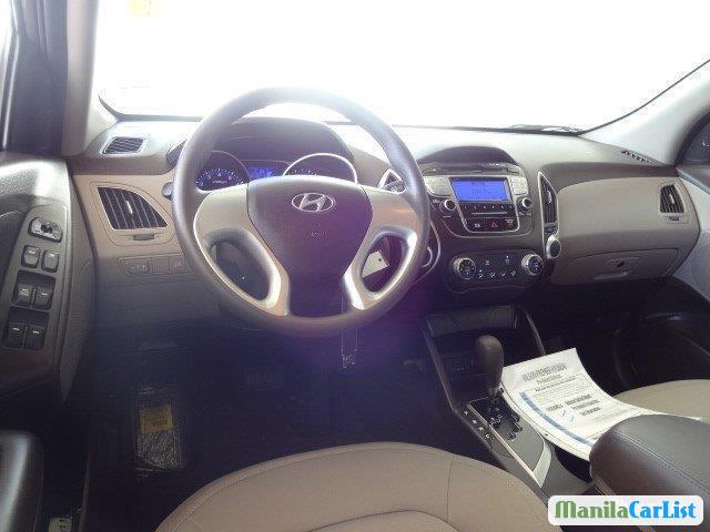Picture of Hyundai Tucson Automatic 2004 in Bukidnon