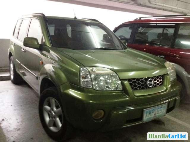Picture of Nissan X-Trail Automatic 2004