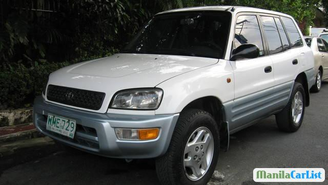 Picture of Toyota RAV4 Manual 2000
