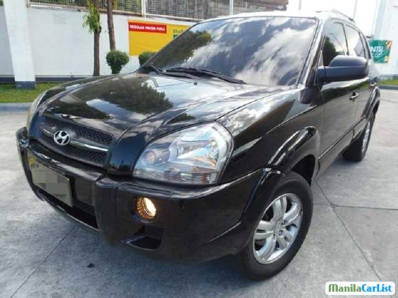 Picture of Hyundai Tucson Automatic 2015 in Iloilo