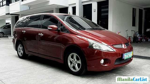 Pictures of Mitsubishi Grandis Automatic 2006