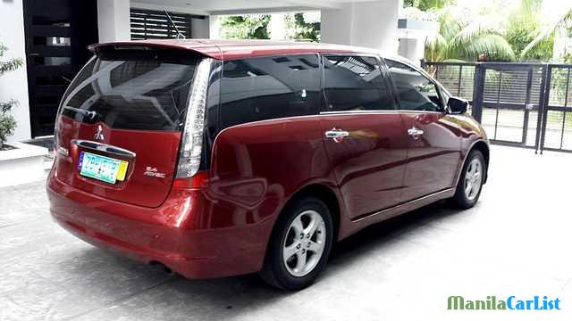Mitsubishi Grandis Automatic 2006 in Pangasinan