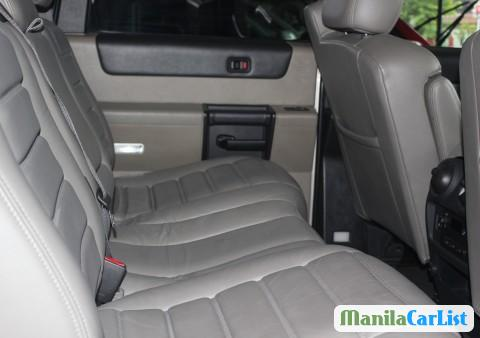 Hummer Automatic 2007 - image 10