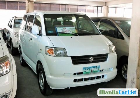 Picture of Suzuki APV Manual 2008