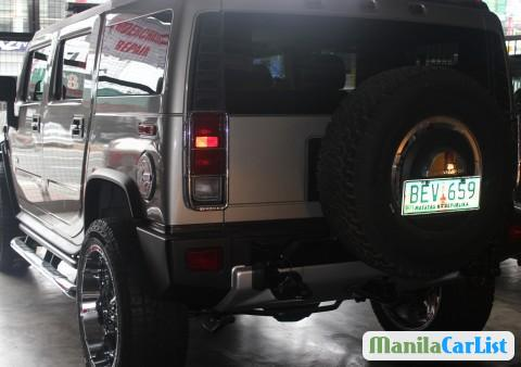 Pictures of Hummer Automatic 2007