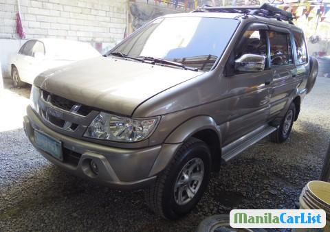Picture of Isuzu Crosswind Manual 2007