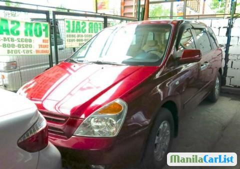 Pictures of Kia Carnival Manual 2008