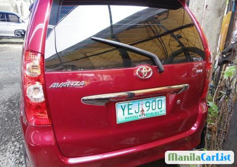 Toyota Avanza Automatic 2007 in Philippines