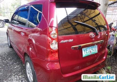 Picture of Toyota Avanza Automatic 2007 in Metro Manila
