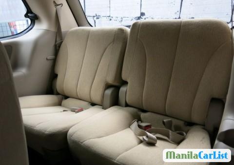 Kia Carnival Manual 2008 in Metro Manila - image