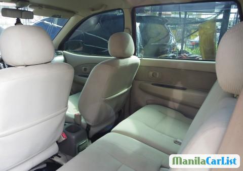 Toyota Avanza Automatic 2007 - image 9