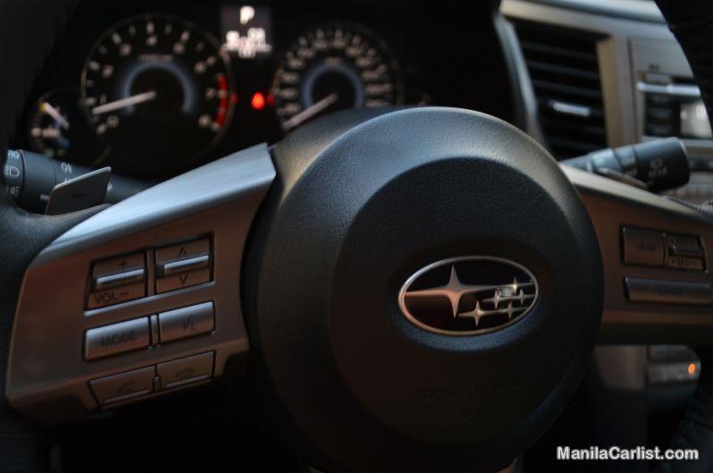Subaru Legacy Automatic 2010 - image 6