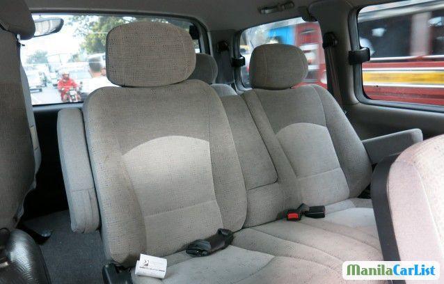 Hyundai Starex 2007 in Philippines