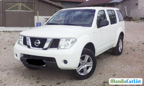 Pictures of Nissan Pathfinder Manual 2007