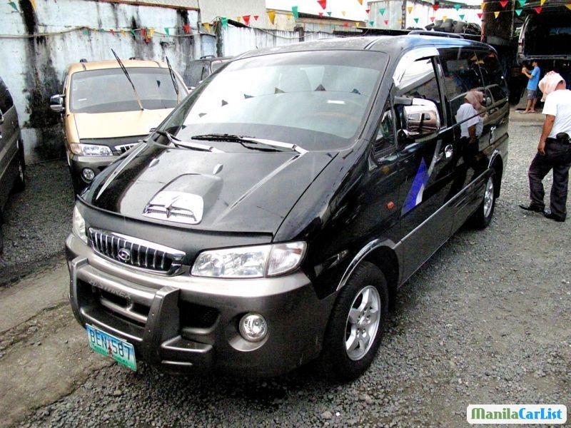 Picture of Hyundai Starex Manual 2001 in Agusan del Norte