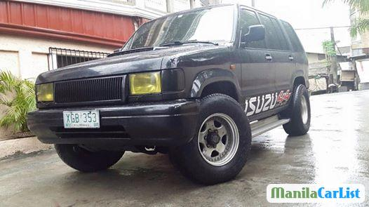 Pictures of Isuzu Trooper Manual 2000