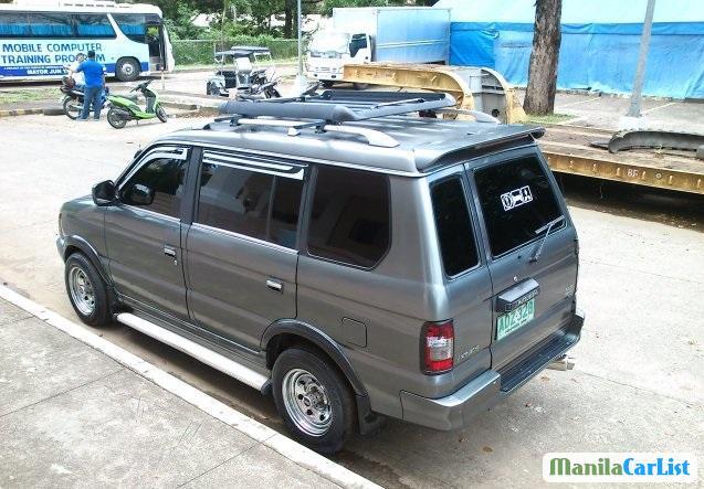 Mitsubishi Adventure 1998