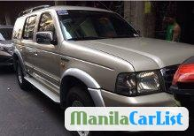 Ford Everest Automatic 2004 in Benguet