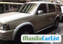 Ford Everest Automatic 2004 in Philippines