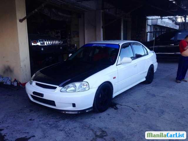Pictures of Honda Civic Automatic 1999