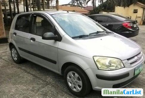 Picture of Hyundai Getz Manual 2005