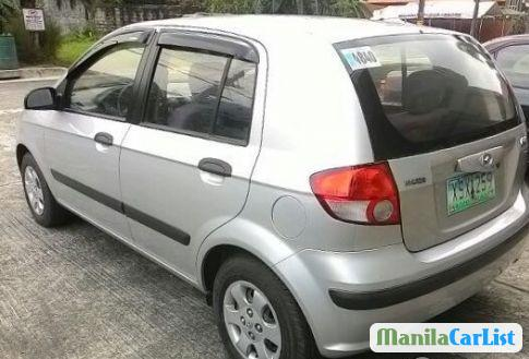 Hyundai Getz Manual 2005