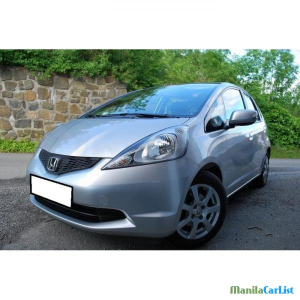 Pictures of Honda Jazz Automatic 2011