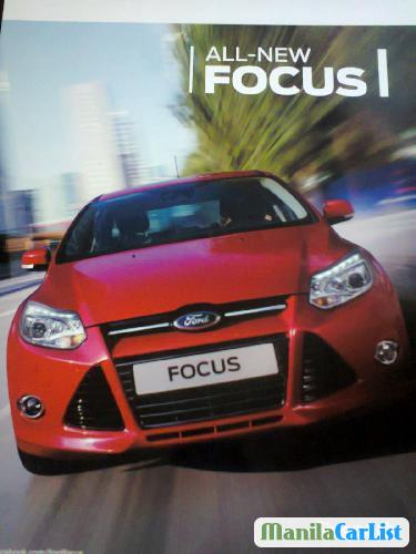 Picture of Ford Focus Automatic 2013