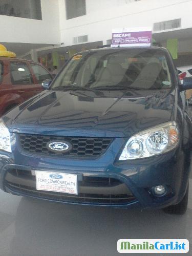 Picture of Ford Escape Automatic 2013