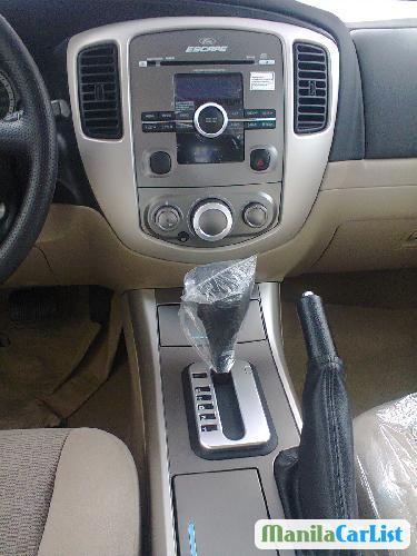 Ford Escape Automatic 2013