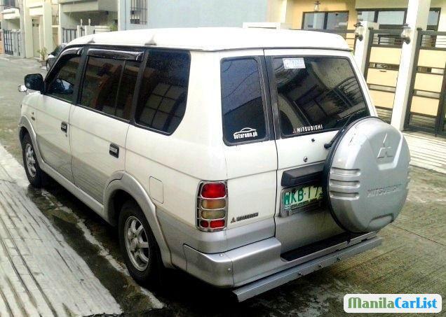 Picture of Mitsubishi Adventure 2000