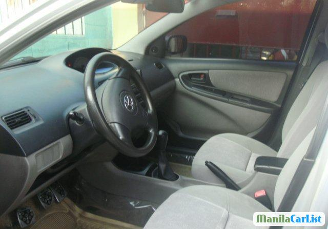 Toyota Vios Manual 2006
