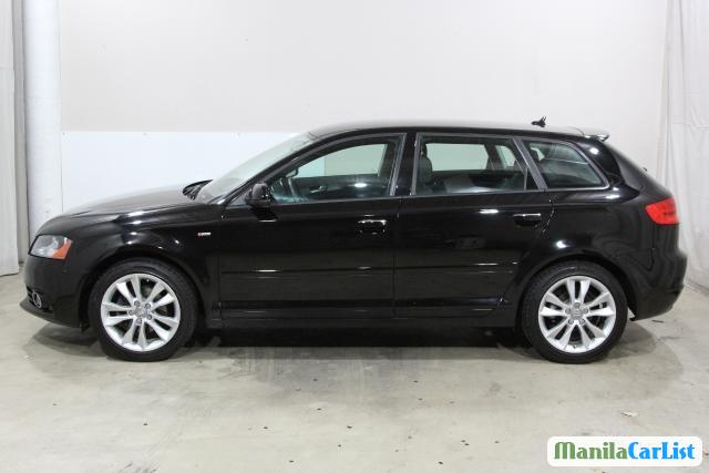 Pictures of Audi A3 Automatic 2013