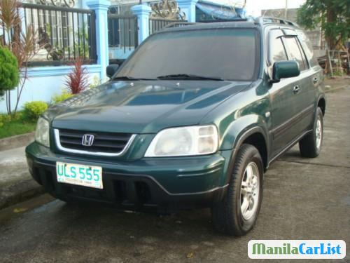 Picture of Honda CR-V Manual 1998