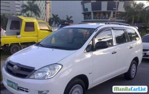 Picture of Toyota Innova 2005