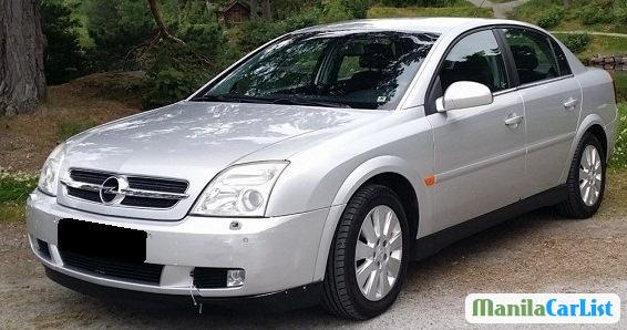 Picture of Opel Vectra Manual 2002