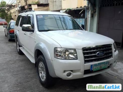 Pictures of Ford Everest 2007