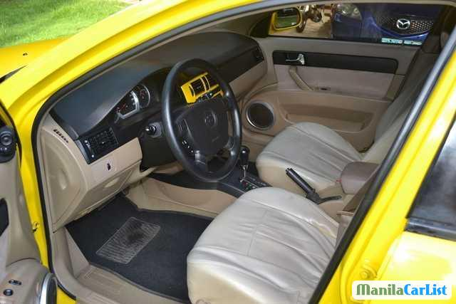 Pictures of Chevrolet Optra Manual 2004