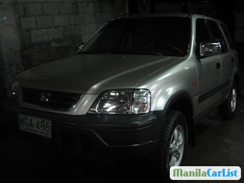 Picture of Honda CR-V Manual 1999