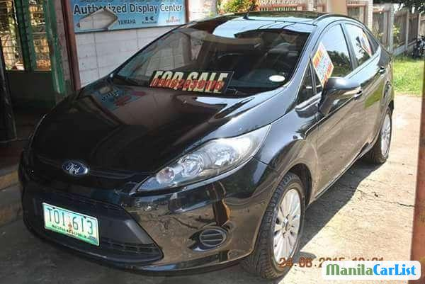 Picture of Ford Fiesta Manual 2011