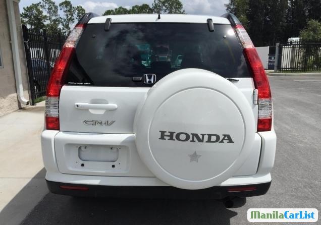 Honda CR-V 2005 in Metro Manila