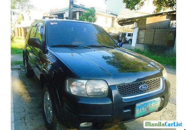 Picture of Ford Escape 2005