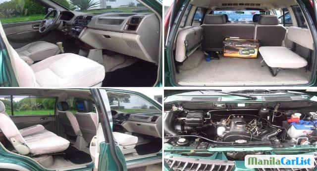 Mitsubishi Adventure Automatic 2007