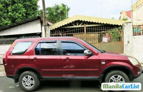 Honda CR-V Automatic 2003 - image 2