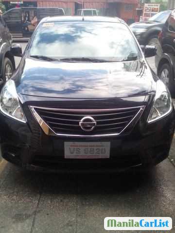Nissan Almera Automatic 2015